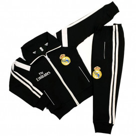N/A Children's sports kit REAL MADRID (62 to 170 cm) Black