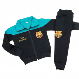 N/A Children's sports kit BARCELONA (62 to 170 cm) Blue