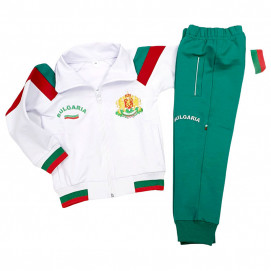 N/A Children's sports kit BULGARIA (62 to 170 cm)