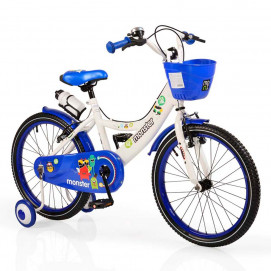 "Moni Children's bicycle 20"" 2081 Blue"