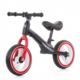 Chipolino Musical kid's toy for balance with magnesium/alloy frame ENERGY Red
