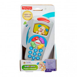 Fisher Price Laugh&Learn Remote in Bulgarian