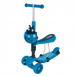 Chipolino Children scooter KIDDY EVO Ocean