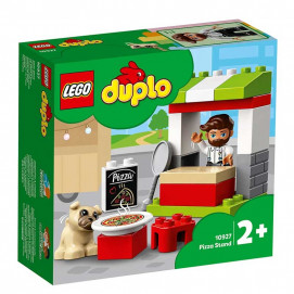 Lego  TOWN Pizza Stand 10927