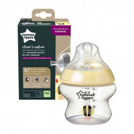 Tommee Tippee Feeding bottle EASI VENT 150ml 0m+ with decoration