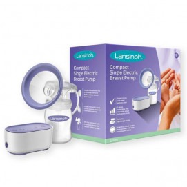 Lansinoh Compact Single Elecric Breast Pump