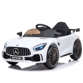 Chipolino Battery operated car MERCEDES BENZ GTR AMG White