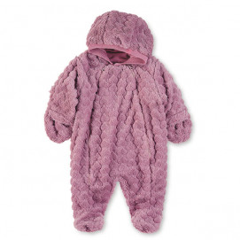 Sterntaler Baby winter overalls Purple 600 (from 56 to 74 cm)