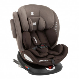 Kikkaboo Car seat FELIX 0-36 kg Brown