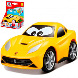 Bburago Junior Plastic car FERRARI 16-85005
