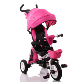 BYOX Flexy Lux tricycle pink