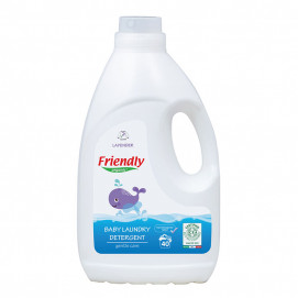 Friendly Organic Detergent for washing baby clothes Lavender 2L / 40 washes FR.02274