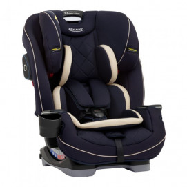 Graco Car Seat SLIMFIT LX Isofix 0-36kg Dark Blue