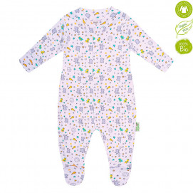 Bio Baby Baby Overalls with print (50 to 74 cm)