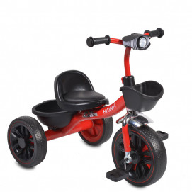 BYOX Tricycle HAWK Red