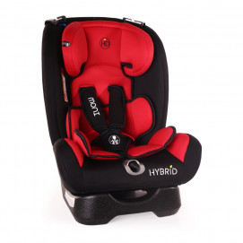 Moni Car seat HYBRID 0-36kg Red
