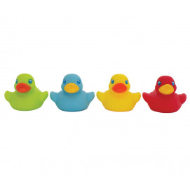 Playgro Colorful ducklings 4 pieces
