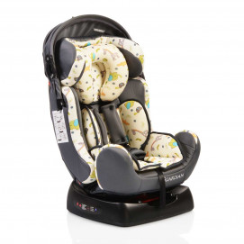Moni Car seat Guardian Gray
