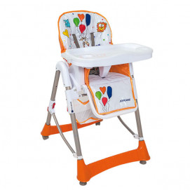Joycare High Chair DELIZIA BALLOONS Orange