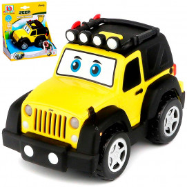 Bburago Junior Jeep with light and sound 16-81201