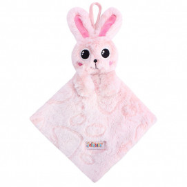 Jollybaby Soft toy - book Bunny