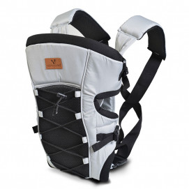 Cangaroo Baby Carrier STARCHILD Grey