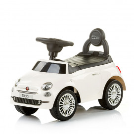 Chipolino Fiat 500 white riding cart