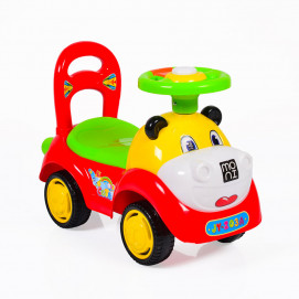 Moni Children's car riding Super car red
