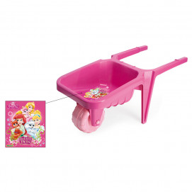 Wader Wheelbarrow pink Princess