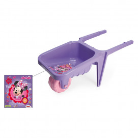 Wader Wheelbarrow purple Minnie