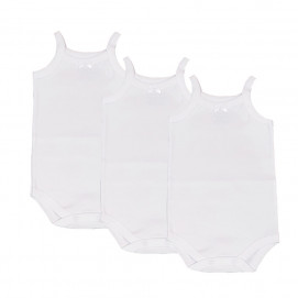 Venera Set for baby bodysuit white ( from 56 to 98 cm )