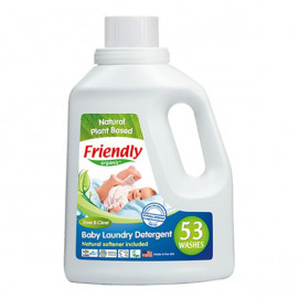Friendly Organic Concentrated gel laundry softener odorless 1,57L FR-00416