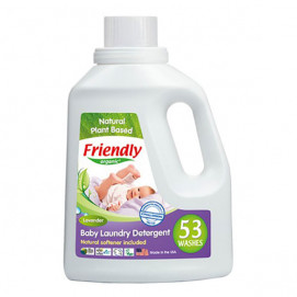 Friendly Organic Concentrated gel laundry softener with lavender 1,57L FR-00058