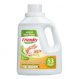 Friendly Organic Concentrated gel laundry softener Magnolia FR-00591