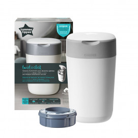 Tommee Tippee TWIST& CLICK Nappy Disposal System