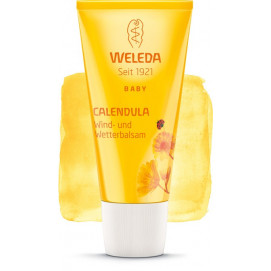 Weleda Protective anti- wind and cold lotion with calendula 30ml. Weleda
