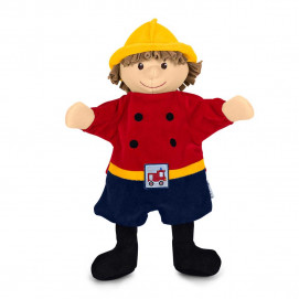 Sterntaler Theater doll fireman