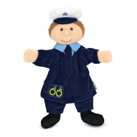 Sterntaler Theater doll policeman
