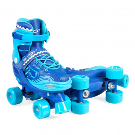 BYOX Children skates Firefly blue