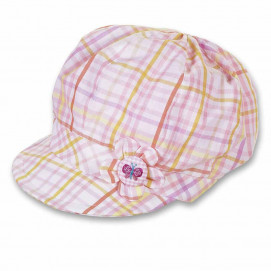 Sterntaler Summer hat UV 15+ protection box with flowers