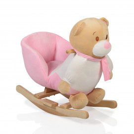 Moni Swing Bear pink