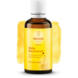Weleda Massage oil for baby's tummy 50ml. Weleda