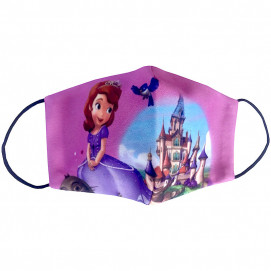 Alma Children's protective mask PRINCESS SOFIA 4-12 years