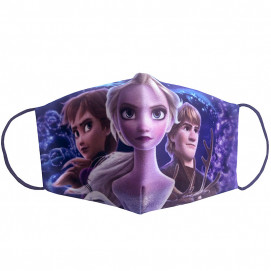 Alma Children's protective mask FROZEN 5-15 years