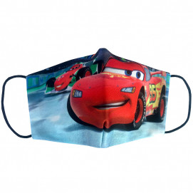 Alma Children's protective mask CARS 4-12 years