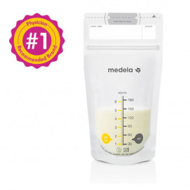 Medela Breast Milk Storage Bags 50 pcs
