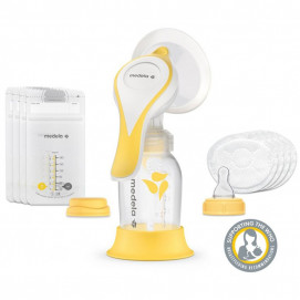 Medela Harmony breast pump set