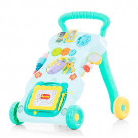 Chipolino Musical first steps push toy FUNNY Mint