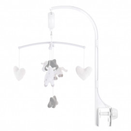 Chipolino Mobile for bed Ponies