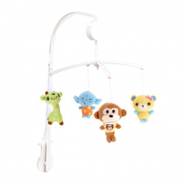 Chipolino Musical mobile for bed Savana